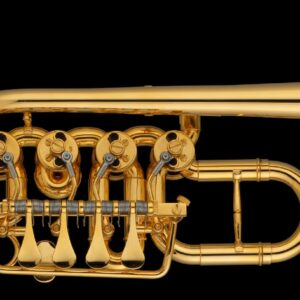 Rotary piccolo in Bb/A