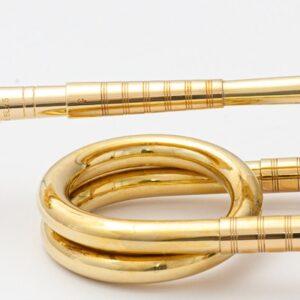 Bögen für 4-Loch Langtrompete