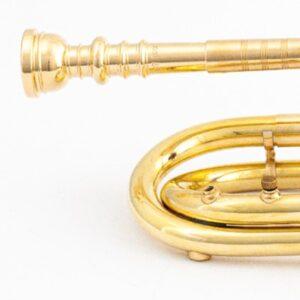 Mundrohre für 3-Loch Kurztrompete
