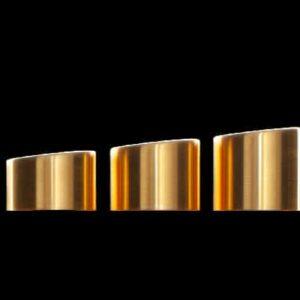 Heavy Caps asymmetrical for Galileo Jooleo