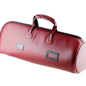 Gig Bag für 1 Perinet- oder Drehventiltrompete, Leder