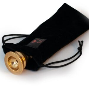 Mouthpiece pouch for 1 mouthpiece