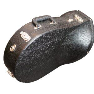 Koffer für Corpus Courtois, Raoux oder Eichentopf, mit 2 Bogenfächern
