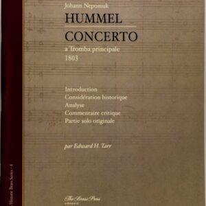 Hummel Concert, Historic Brass Series 4 (French)