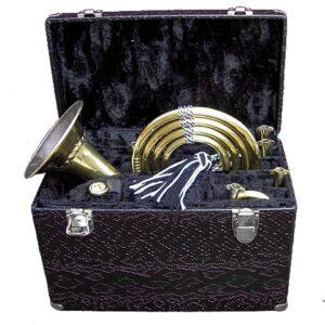 Koffer für Tromba da Caccia